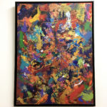 To love -SOLD. 100cm x 76cm